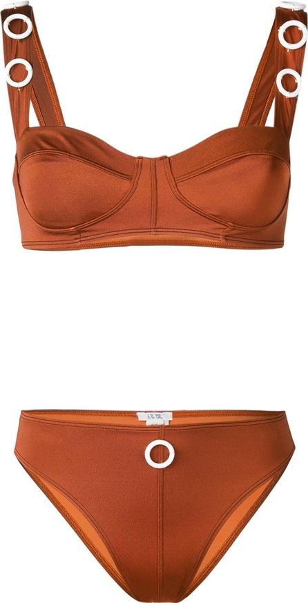 Ack embellished bikini