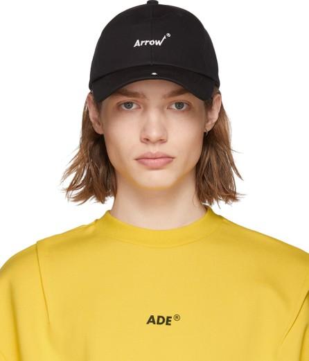 ADER error Black 'Arrow' Cap