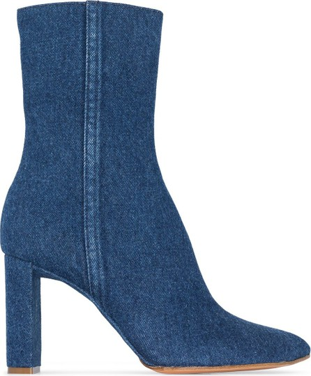 Y/Project 100mm denim ankle boots