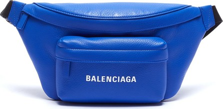 Balenciaga 'Everyday' logo print leather bum bag