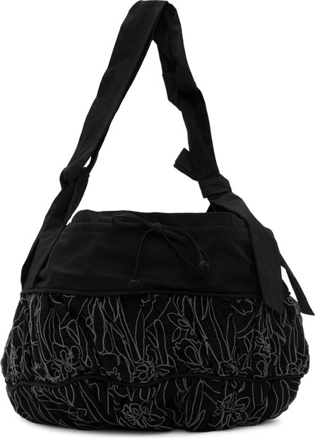 Renli Su SSENSE Exclusive Black Yvonne Bag