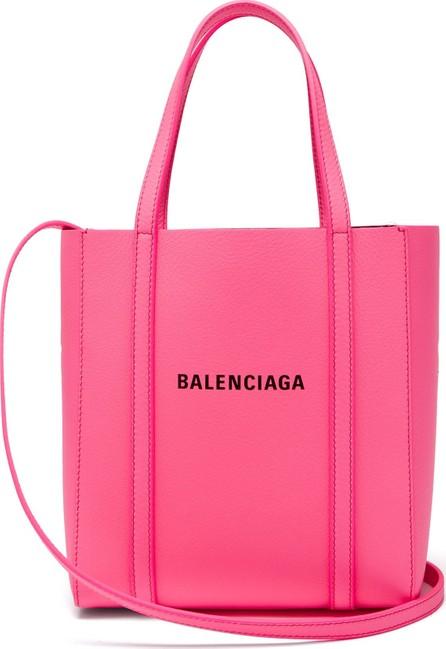 Balenciaga Everyday XXS leather tote bag