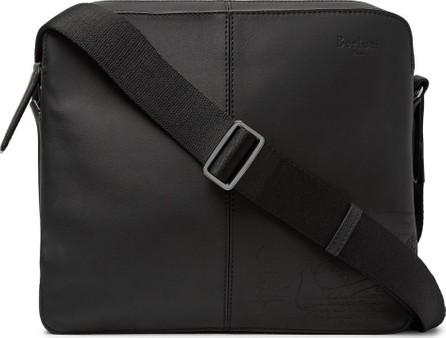 Berluti Monolithe MM Scritto Matte-Leather Messenger Bag