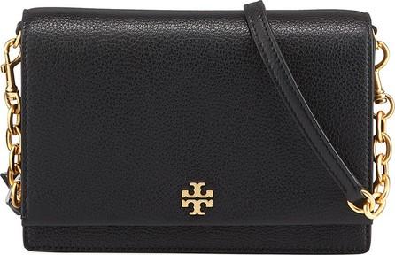 Tory Burch Georgia Leather Flap Shoulder Bag