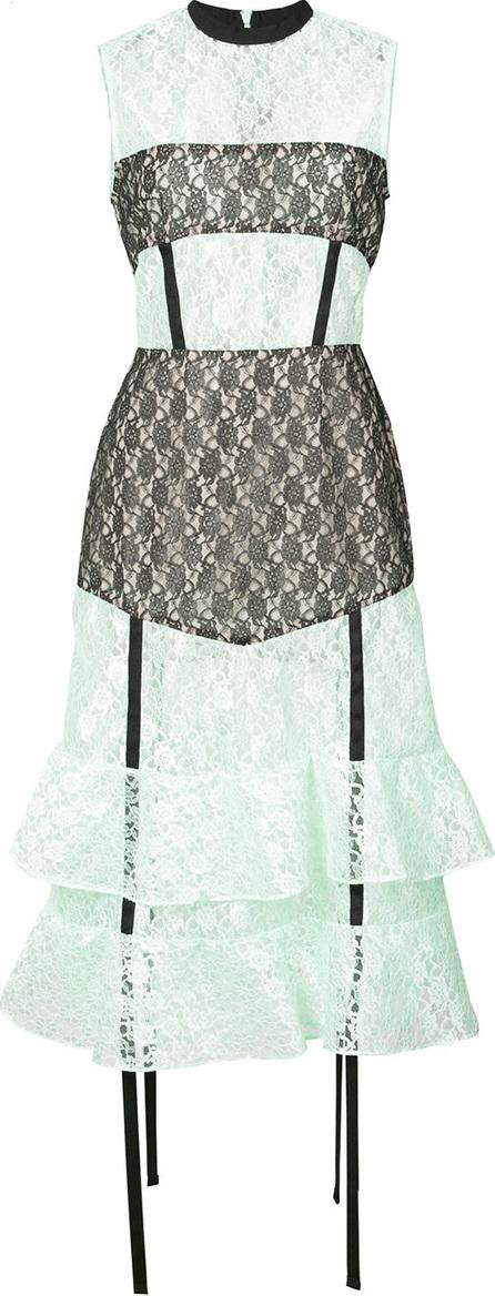 Sandy Liang Ruffle lace dress