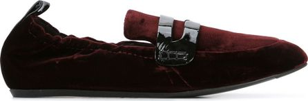 Lanvin classic slippers