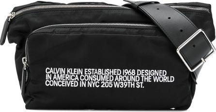 Calvin Klein 205W39NYC Logo zipped belt bag