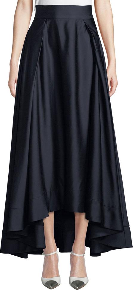 Aijek Pleated Maxi Skirt