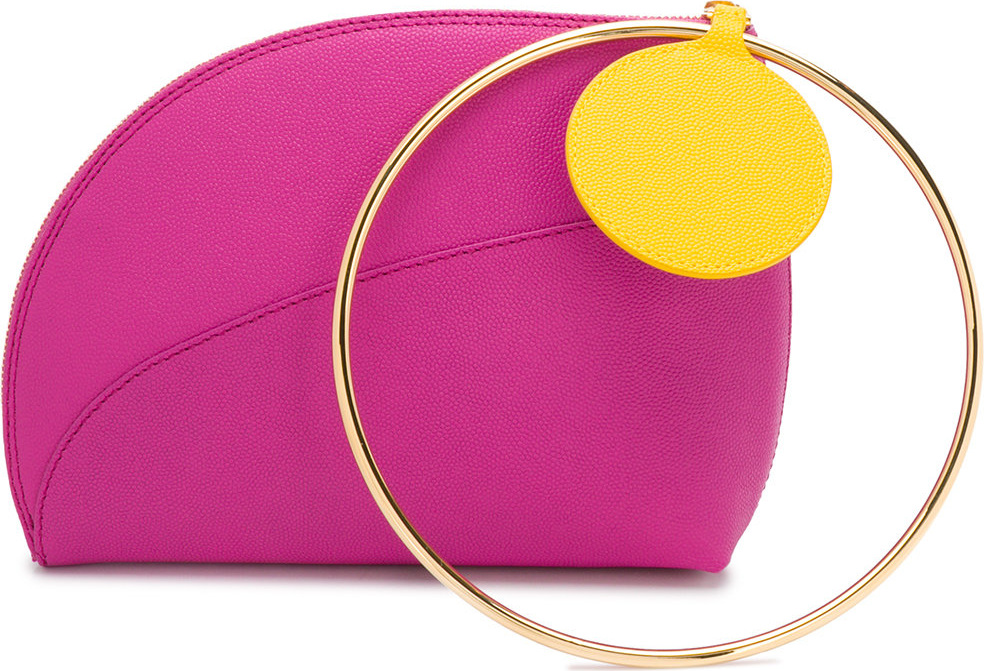 Roksanda - Eartha  clutch bag
