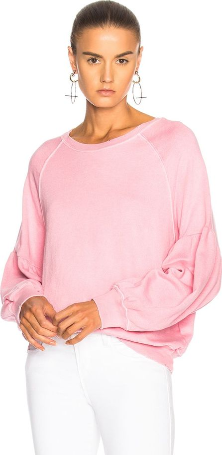 THE GREAT. Bishop Sleeve Sweatshirt