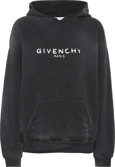 Givenchy Printed cotton hoodie
