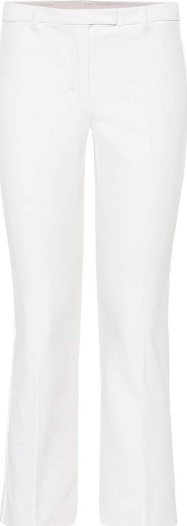 Max Mara Fatina cotton-blend pants