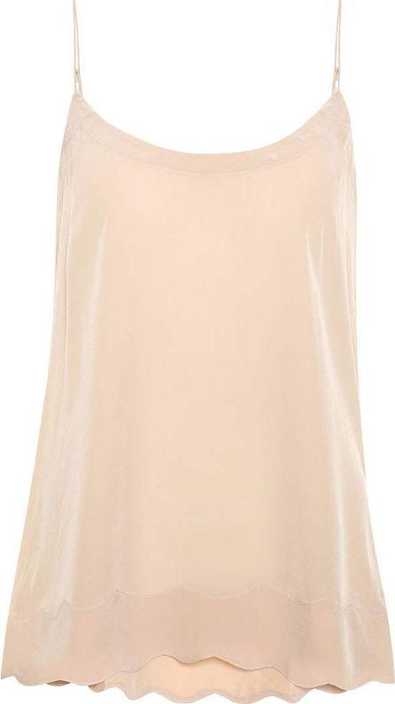 81hours Uma silk-crêpe camisole
