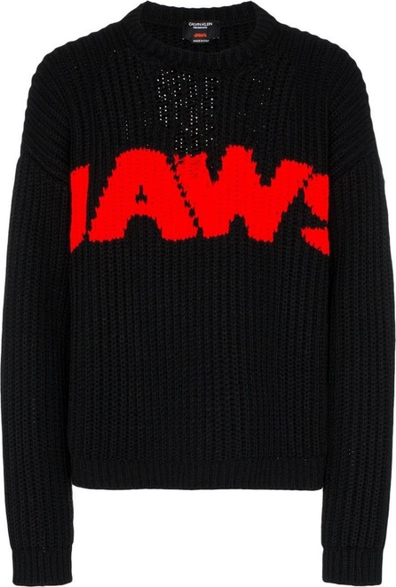 Calvin Klein 205W39NYC Jaws knitted sweater