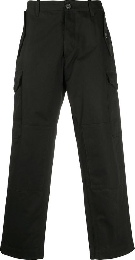LOEWE Straight-leg cargo trousers