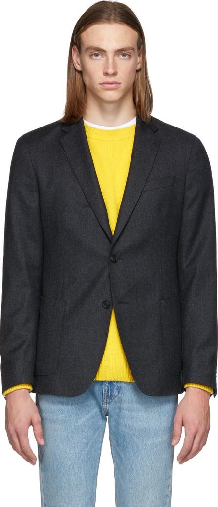 BOSS Hugo Boss Grey Hooper-WG Blazer
