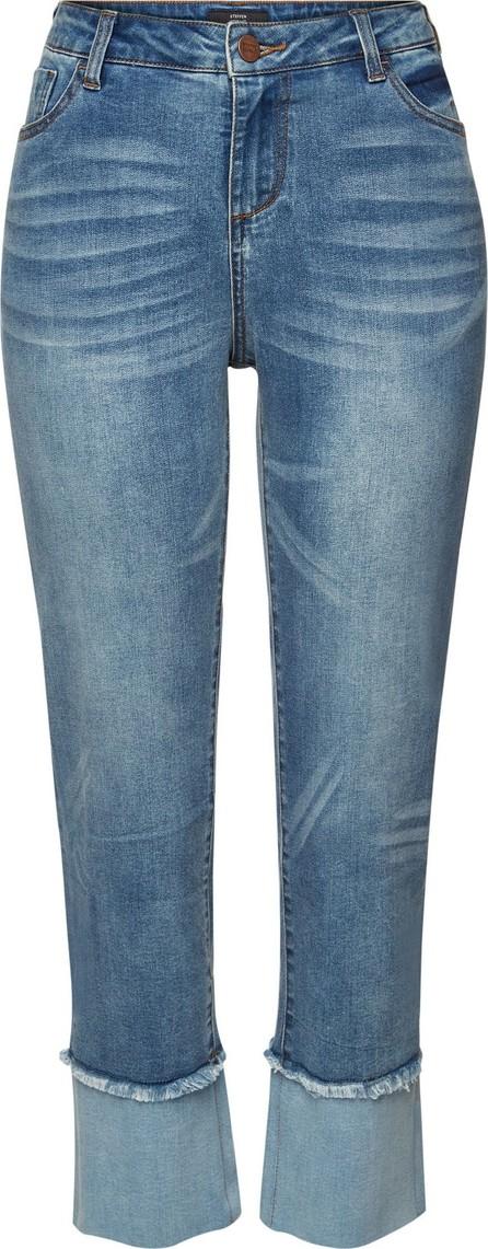Steffen Schraut Cropped Straight Leg Jeans