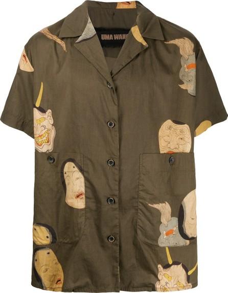 Uma Wang Terry printed shirt