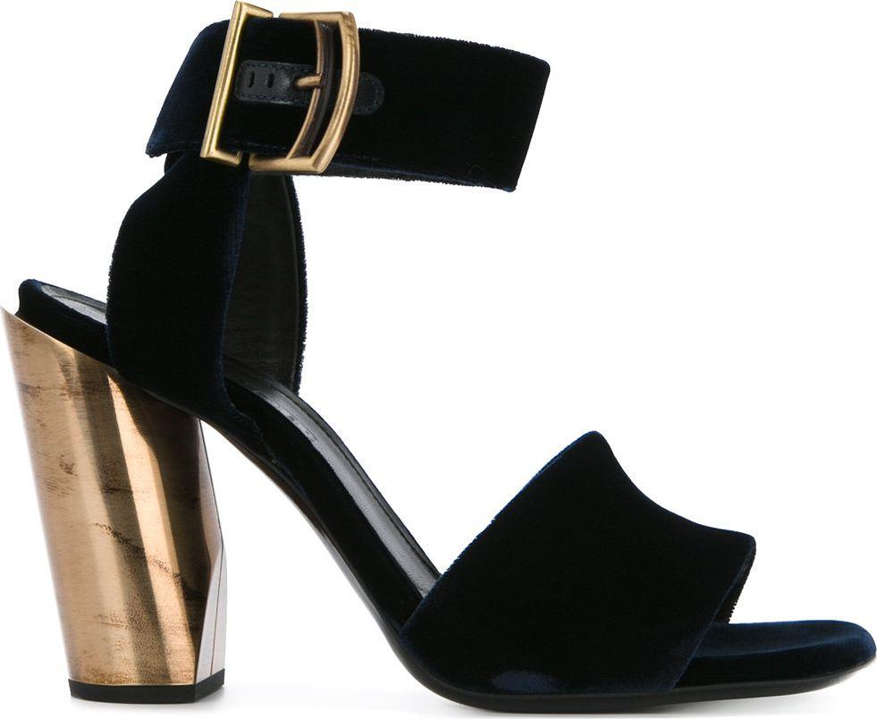 Jil Sander - ankle strap sandals
