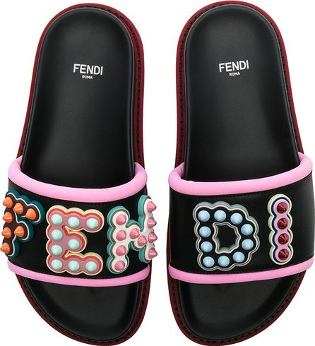 Fendi Fun Fair Logo Slides