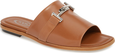 Tod's Double-T Slide Sandal