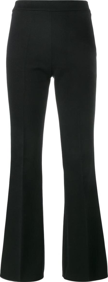 Giambattista Valli high waisted flared trousers