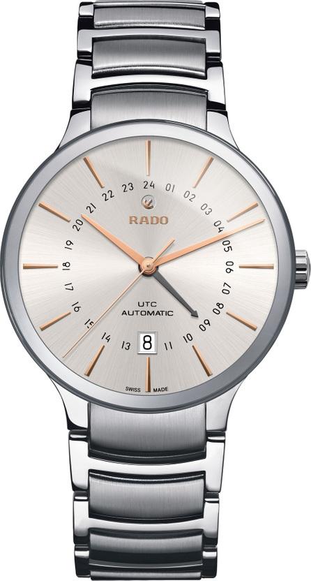 Rado Centrix Automatic Bracelet Watch, 40mm