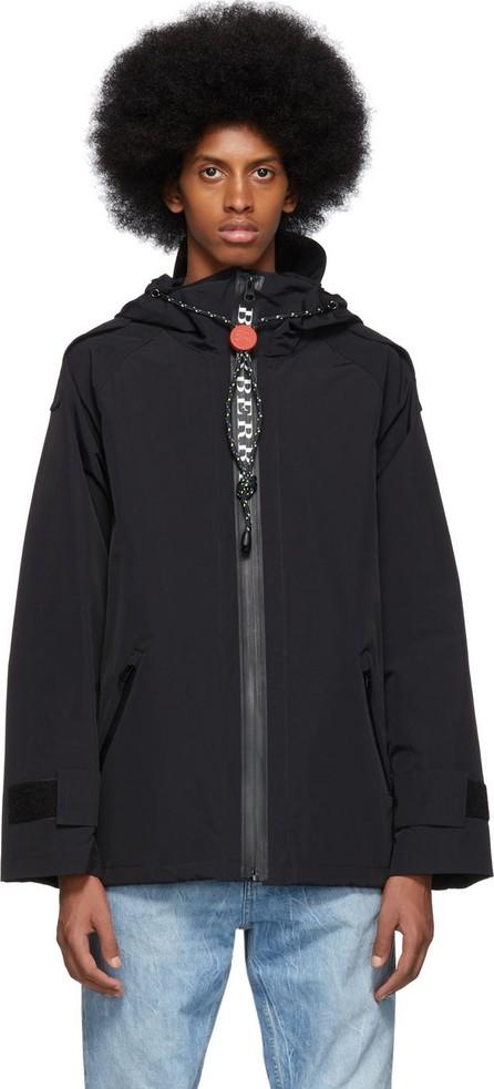 Burberry London England Black Roberts Jacket
