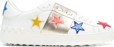 Valentino Star embellished sneakers