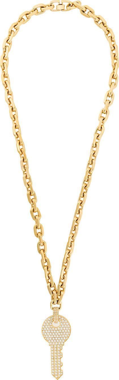 MARC JACOBS key pendant necklace