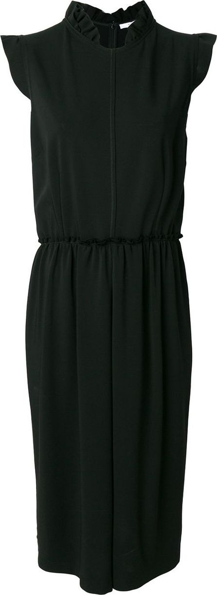 Givenchy Ruffle neck dress