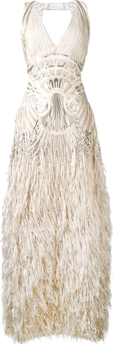 Alberta Ferretti Once-upon-a-time dress