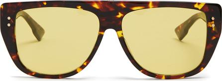 Dior DiorClub2 D-frame acetate sunglasses