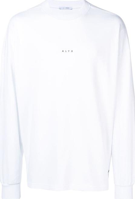 Alyx Logo patch sweatshirt