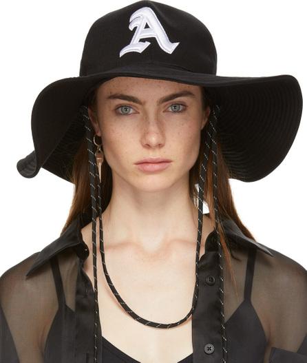 Ambush Black Nobo Beach Hat