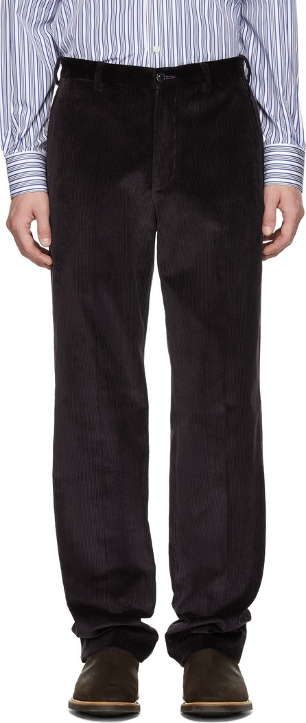 Cobra S.C. Purple Master Cord Classics Trousers