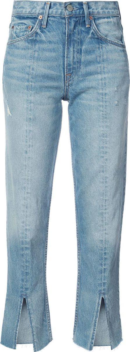 Grlfrnd cropped jeans