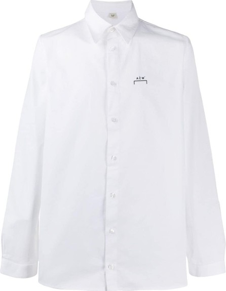 A-Cold-Wall* Branded long-sleeve shirt