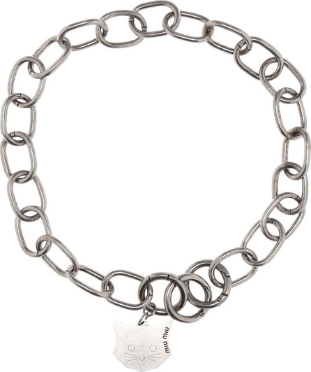 Miu Miu Cat charm bracelet