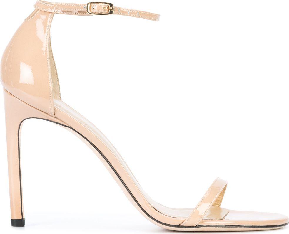 Stuart Weitzman - ankle length sandals