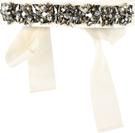 Dice Kayek Embellished belt