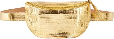 Nancy Gonzalez Linda Metallic Evening Clutch/Belt Bag