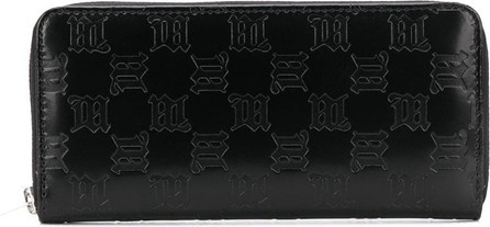 Misbhv Logo embossed wallet
