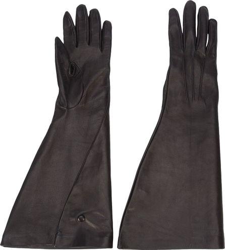 Victoria Beckham folded gloves