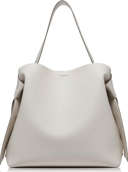 Acne Studios Musubi Mini Knotted Leather Shoulder Bag