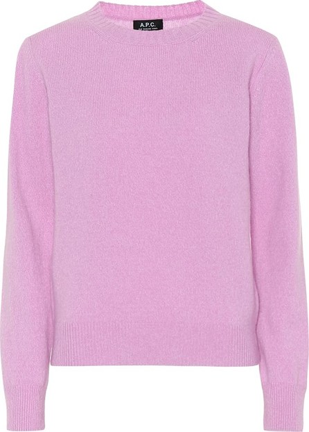 A.P.C. Wool and cotton sweater