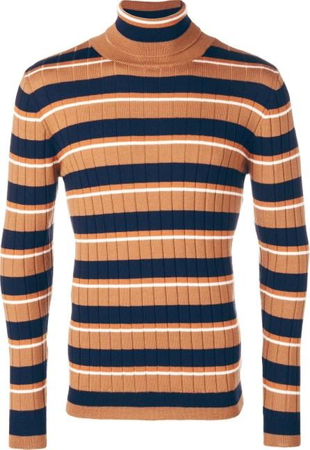 Barena Striped turtleneck sweater
