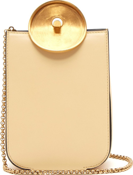 Marni Monile leather cross-body bag