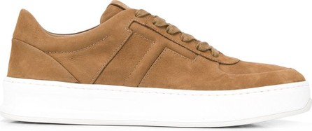 Tod's Embossed logo low-top sneakers