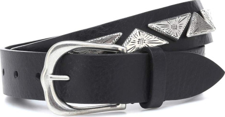 Isabel Marant Embellished leather belt